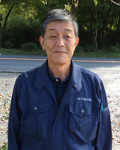 川嶋満の写真