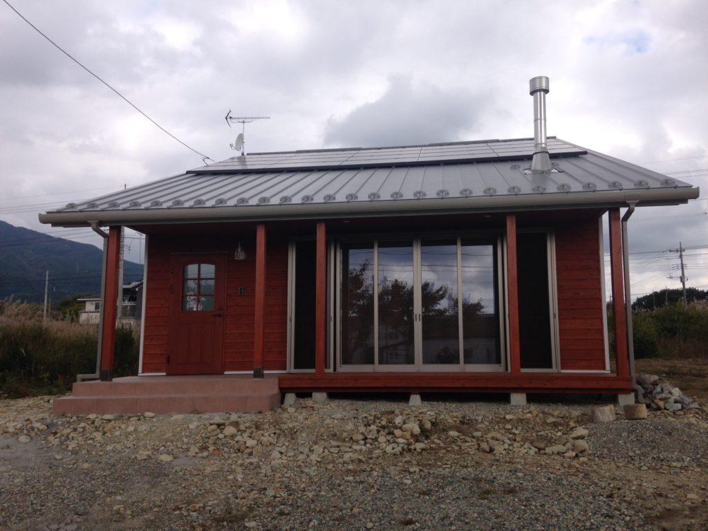 自然素材の家K邸