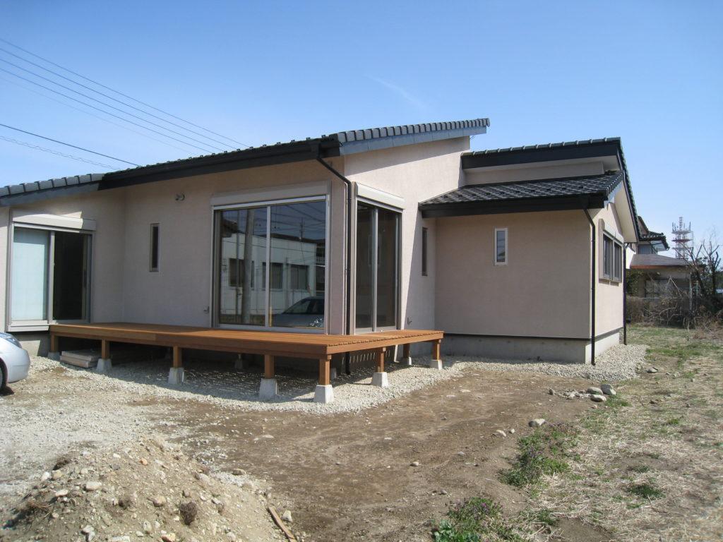 O邸新築工事