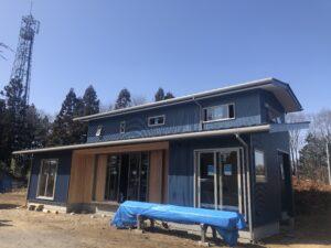 那須町「物見の家」完成住宅見学会開催のお知らせ